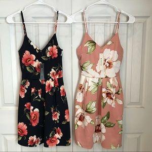 Monteau Floral Sun Dress (2)